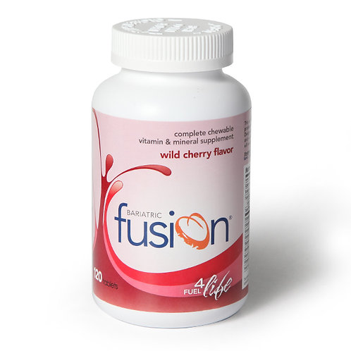 Bariatric Fusion Multivitamin 3 in 1 Chewable Tablets