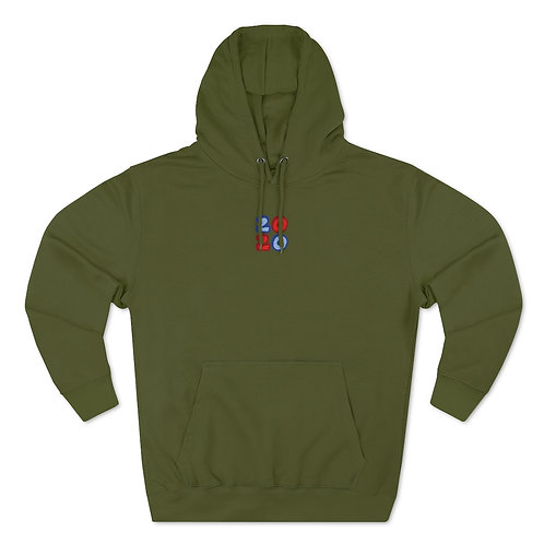 X-Marks-the-Cock Hoodie