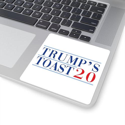 The Standard Square Sticker