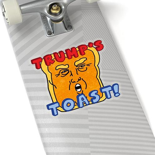 Mad TOAST! Sticker