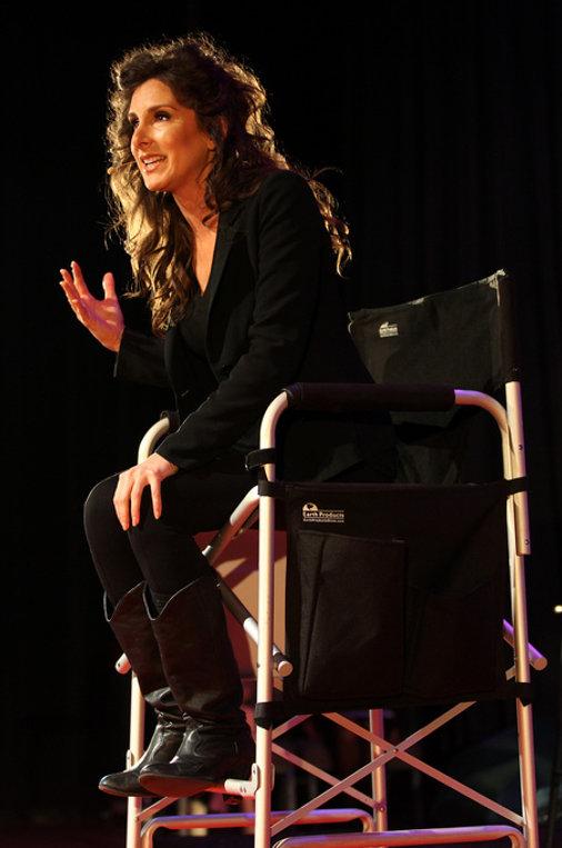 Eva DeVirgilis Speaker 'In My Chair' Virginia Repertory Theatre March 2-24th 2019