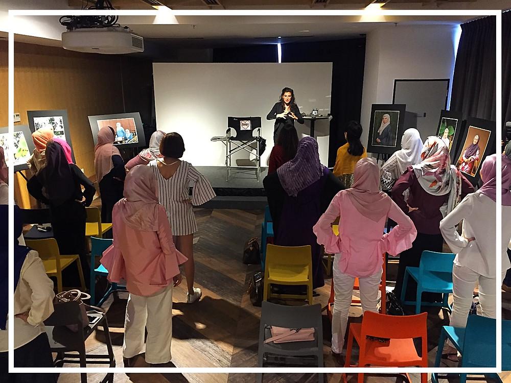 Powerposing in Malaysia