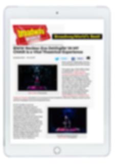 BroadwayWorld Review Eva DeVirgilis' In