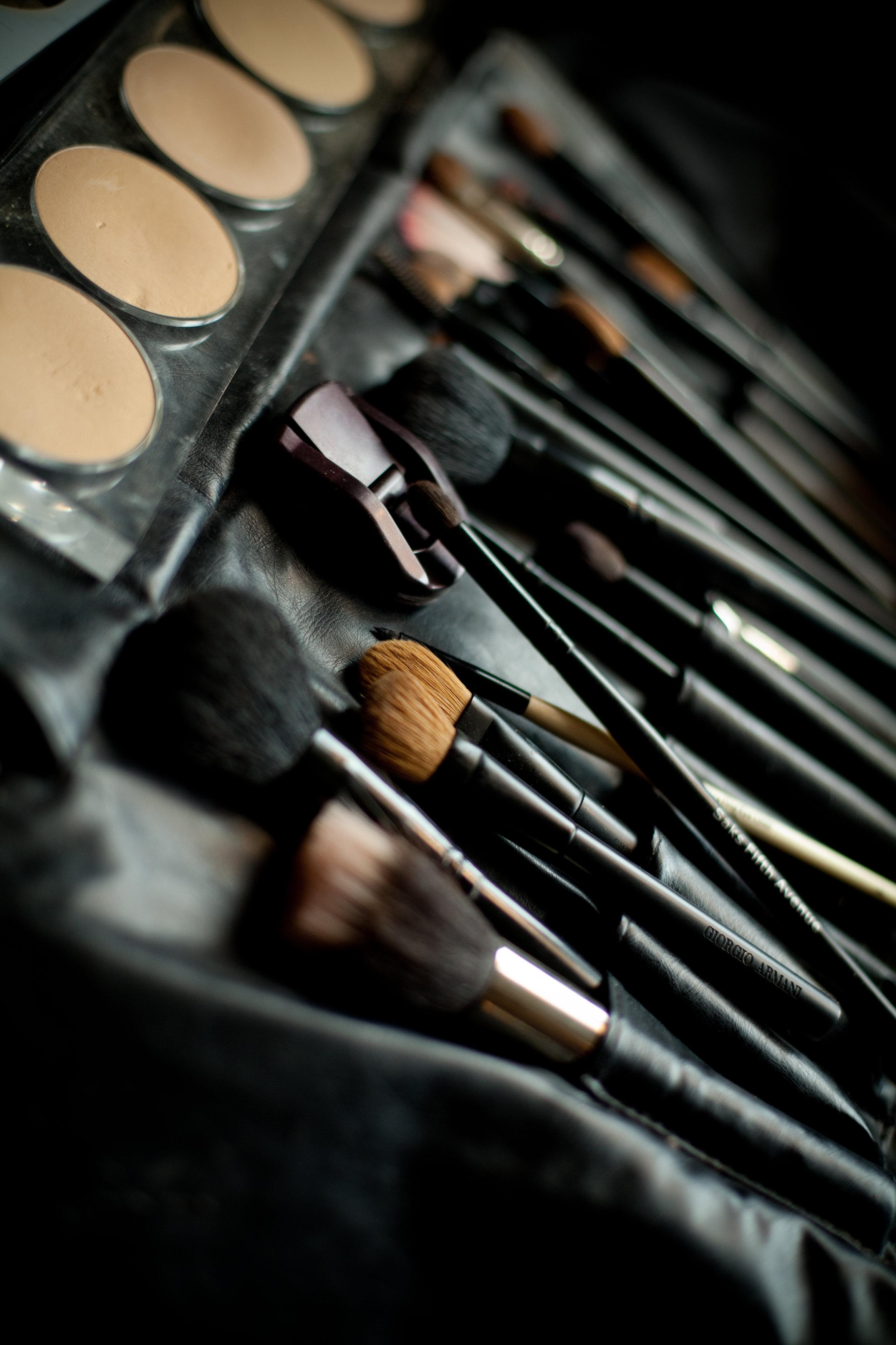 Makeup+brushes