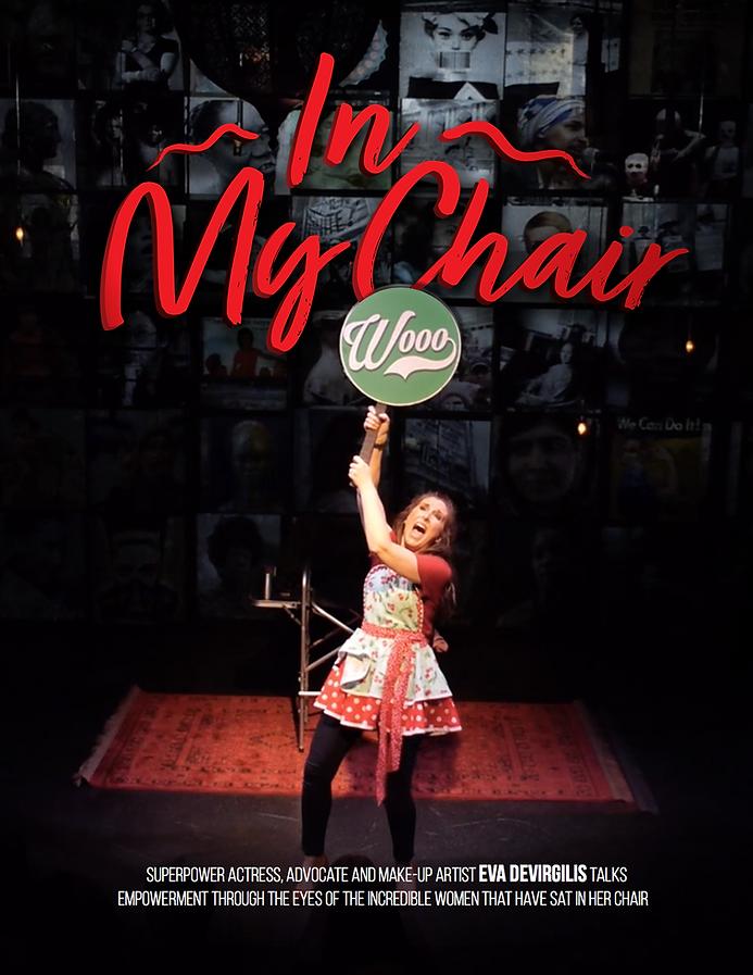 Eva DeVirgilis's Solo Show, In My Chai