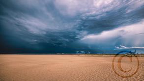 Zeebrugge Wolken