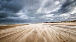 De Haan Zandstorm Strand