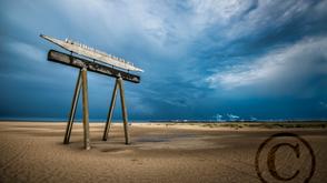 Zeebrugge Regen