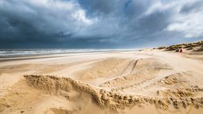 De Haan Strand Voorjaar