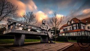 De Haan Einstein Monument