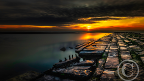 Wenduine Sunset