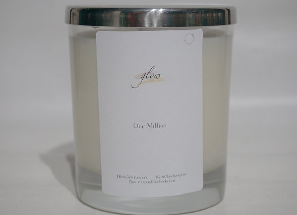 One Million Scented Candle