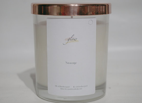 Sauvage Scented Candle