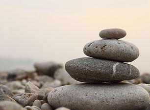 Pedras do zen