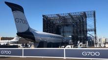 Gulfstream unveils G700 at NBAA 2019