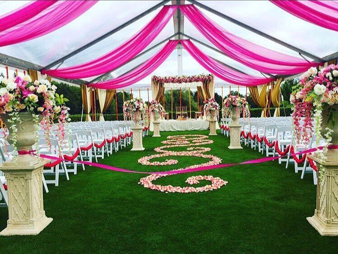 Paradise Events - Clear Tent