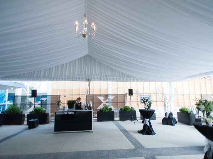 Linned Tent Ballet BC