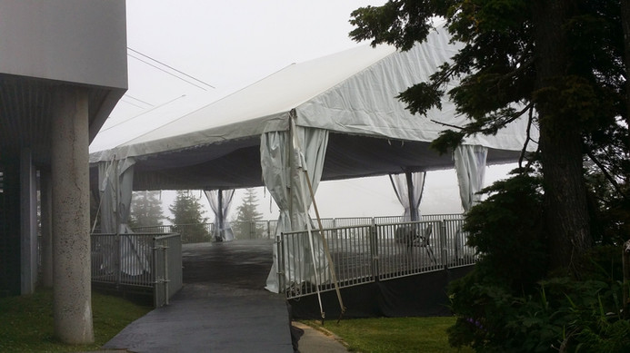Grouse Mountian Tent