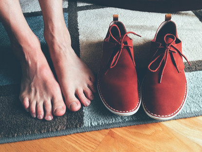 Do You Pronate? A Guide To Your Foot Type