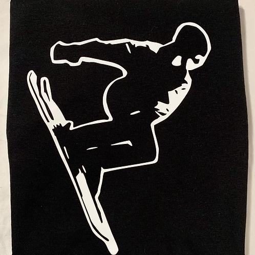 Andy Skiing T-Shirt
