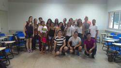 Participação dos Petianos na Semana dos Povos  Indígenas da UFGD
