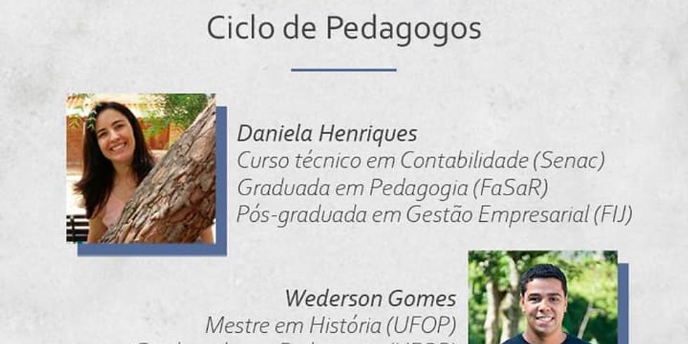 Formação acadêmica: Ciclo de Pedagogos