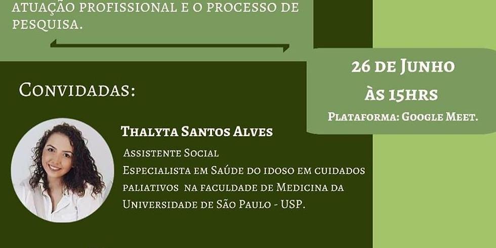 Residência Multiprofissional e Serviço Social: um debate sobre a atuação profissional e o processo de pesquisa