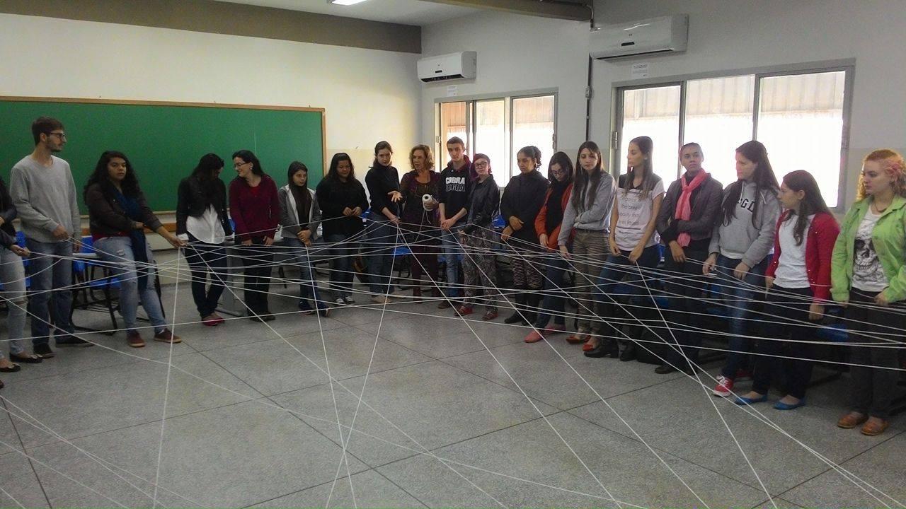 Dinâmica da teia de aranha