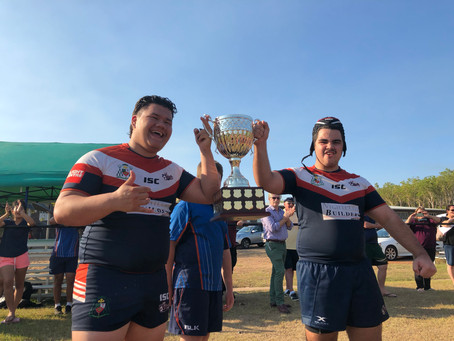Open Boys Ready for Knights Cup