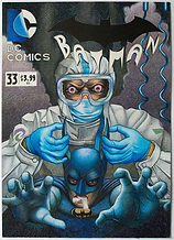 Batman Doctor Death Wuhan