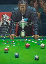 trophy snooker