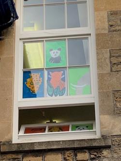 Poplar - side window