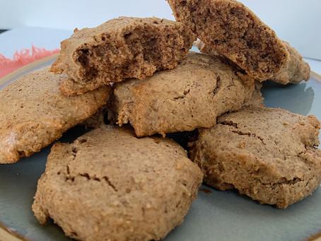Almond Cloud Cookies Recipe