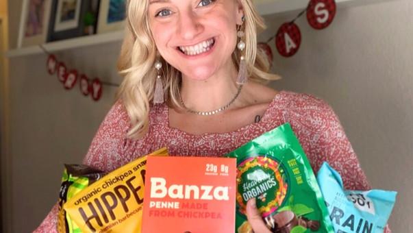 My Five Favorite Thrive Market Snacks