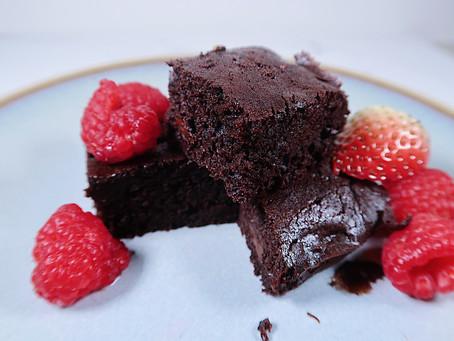 The Best Healthier Brownies Recipe