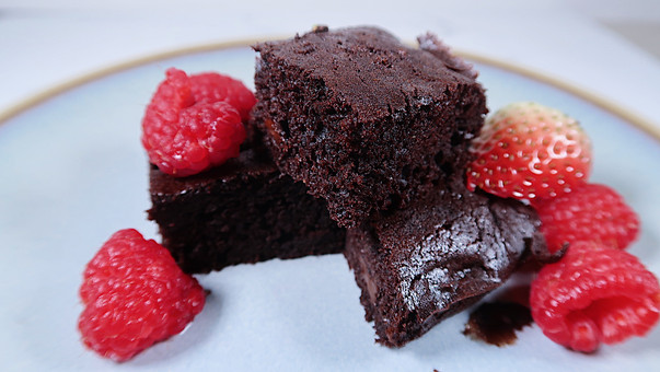 The Best Healthier Brownies Recipe