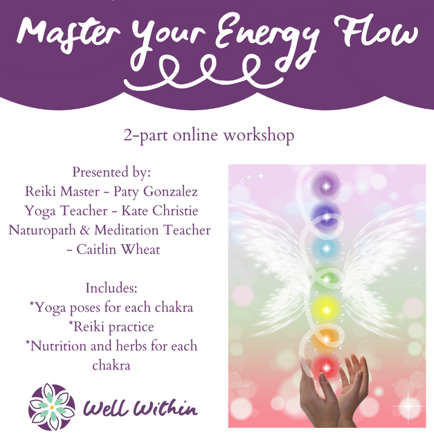 Master Your Energy Flow Workshop
