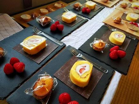 奈良の苺・古都華を味わうイベント