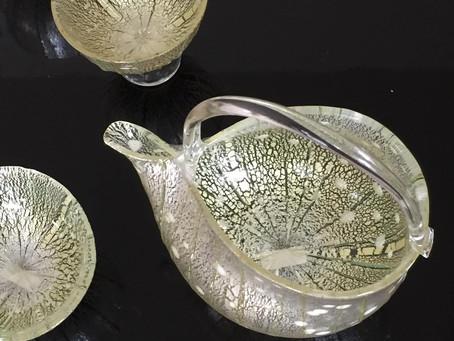 奈良吹きガラス工房 川北成彦さんの作品