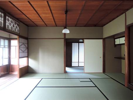 貸町家「木屋・KIYA」プレオープン