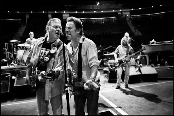 Neil Young & Bruce Springsteen