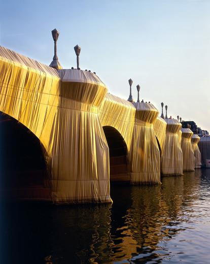 6 - The Pont Neuf Wrapped (1985).jpeg