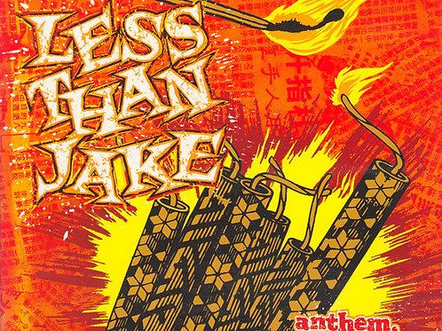 """Less Than Jake - Anthem (12"""")"""