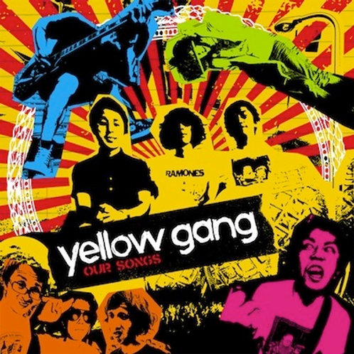 Yellow Gang - Our Songs (CD)