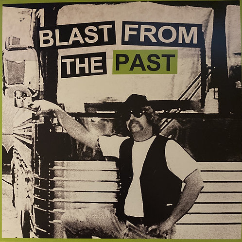 """Chris Demakes - Blast From The Past/All American Asshole (7"""")"""