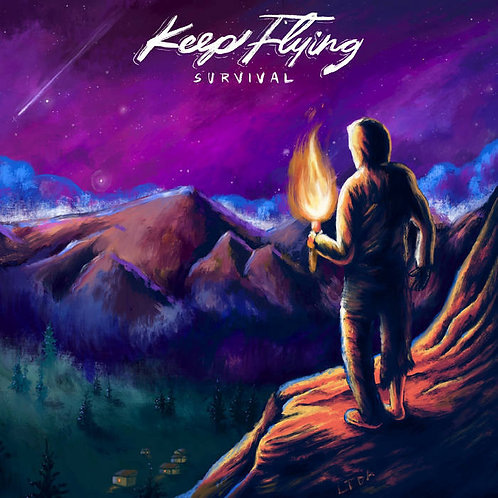 "Keep Flying - Survival (12"")"