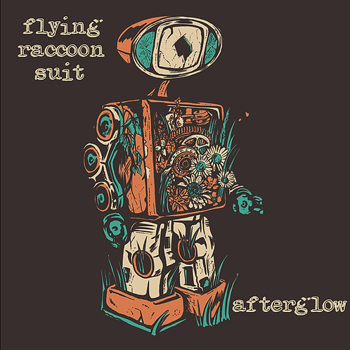 "Flying Raccoon Suit - Afterglow (12"")"