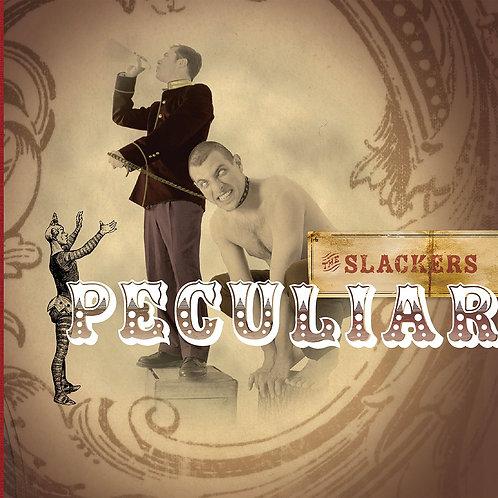 "The Slackers - Peculiar (12"" + 7"")"