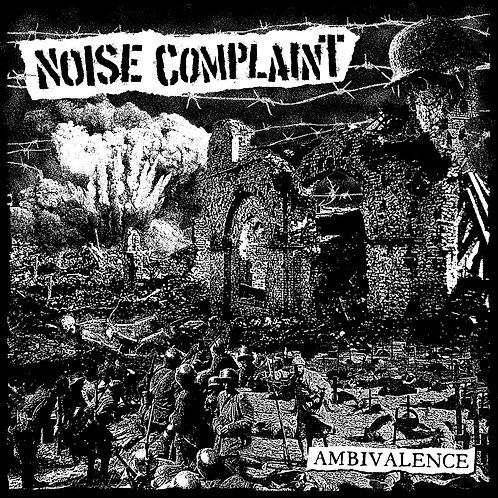 """Noise Complaint - Ambivalence (12"""")"""