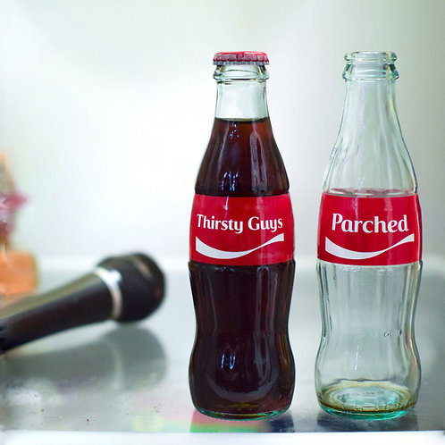 """Thirsty Guys - Parched (12"""")"""
